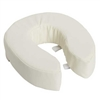 "4"" Vinyl Cushioned Raised Toilet Seat"