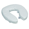 Vinyl Cushioned Raised Toilet Seat 2 Inch