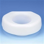 "Original Tall-Ette 4"" Elevated Toilet Seat - 600-lbs Weight Capacity"