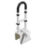 Clamp On Adjustable Tub Rail by Drive Medical