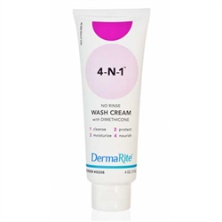 4-n-1_Protective_No-Rinse_Wash_Cream_16_oz_Tube