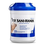 Sani-Hands ALC Instant Sanitizing Wipes