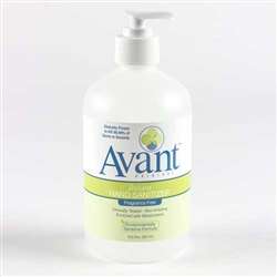 Avant Original Fragrance-Free Instant Hand Sanitizer - 16.9 oz Pump Bottle