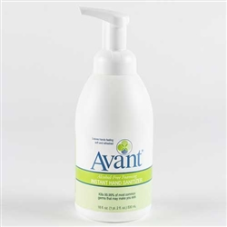 Avant Foaming Fragrance-Free Instant Hand Sanitizer - 18 oz Pump Bottle