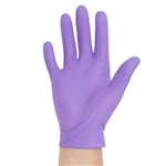 Halyard Purple Nitrile Xtra Exam Gloves