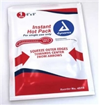 "Dynarex Instant Hot Pack 5"" x 9"""