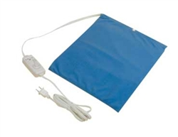 "Economy Moist or Dry Heating Pad Small 12"" x 15"" Electric"