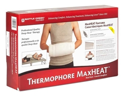 Thermophore MaxHeat Muff Automatic Moist Heat Pack Electric