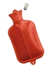 Rubber Water Bottle - 2 Quart
