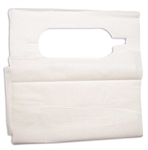 Dynarex Slipover Adult Lap Bibs Disposable - Case of 300
