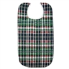 Plaidbex Plaid Reusable Adult Bib