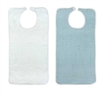 Terry Cloth Reusable and Washable Adult Bib