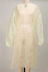 McKesson_Medi-Pak_Performance_Yellow_Isolation_Gowns