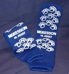 Medi-Pak X-Large Above Ankle Slipper Socks