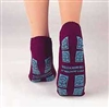 Tred Mates Ankle Length Slipper Socks