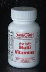 Geri Care One-Daily Multi-Vitamins