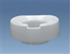 Contoured Tall-Ette 4 Inch Elevated Toilet Seat Standard Bowl