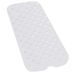 Rubber Bath Mat with Suction Cups