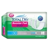 TotalDry Duo Booster Pads
