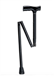Aluminum Folding Cane Height Adjustable by McKesson