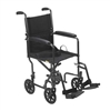 Steel Transport Chair Wheelchair by Drive Medical