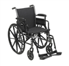 Cruiser III Lightweight Wheelchair by Mckesson