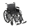 Silver Sport 2 Wheelchair by Drive Medical
