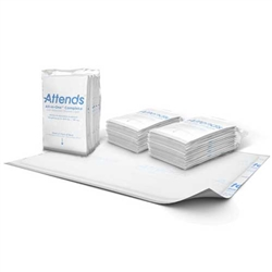 Attends All in One Advance Premium Underpads