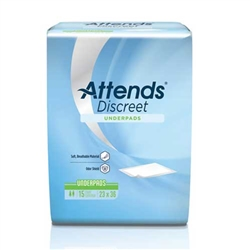 Attends Underpads Light Absorbency 23 x 36