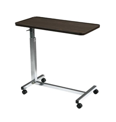 Drive Medical Deluxe Overbed Table Tilt Top