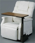 Drive Medical Seat Lift Chair Table - Left Side