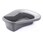 McKesson Stackable Plastic Bedpan