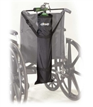 Oxygen Cylinder Carry Bag for Wheelchairs