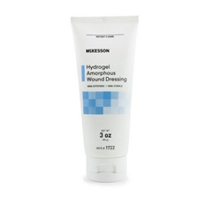 McKesson Amorphous Wound Dressing Gel 3 oz Tube