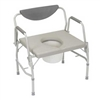 McKesson Bariatric Drop Arm Commode
