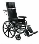 Viper Plus Reclining W C 12  Fixed Flip Full Arms  SEL