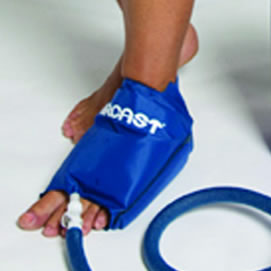 Aircast Cryo Pediatric Ankle Cuff