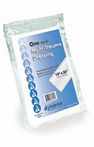 Multi Trauma Dressing Sterile 12  x 30  Each