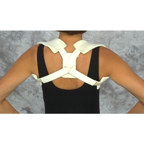 Clavicle Strap 4-Way Small 15  - 20