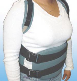 Belkis TLSO Back Brace Orthotics Large 23.5  Tall