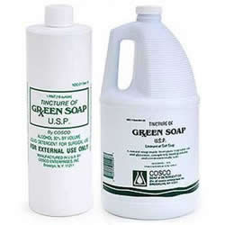 Green Soap Tincture- Gallon