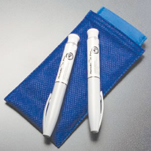 Medicool Diabetic Poucho Case For Insulin Travel Double Pen
