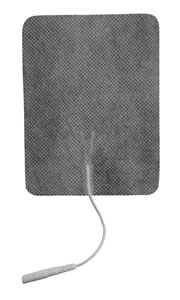 "Reusable Electrodes 3"" x 4"" Qty. 2"