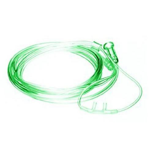 Nasal Soft-Tip Cannula Adult w 25' Tubing Each