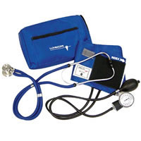 Blood Pressure Sprague Combo Kit - Black