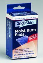 2nd Skin Burn Pad 2x3 Bx 4