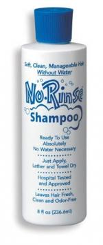 No-Rinse Shampoo 8oz