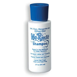 No-Rinse Shampoo 2 oz.