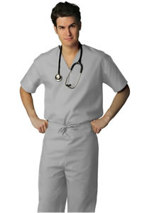 Adar Uniforms Unisex Scrub Set