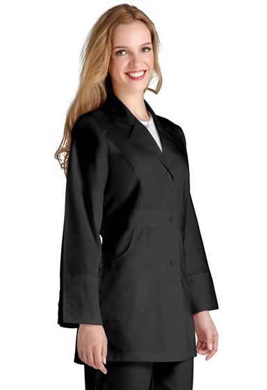 "Adar 32"" Women's Perfection Lab coat"